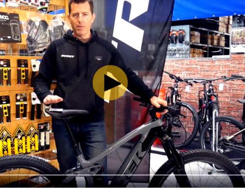 Sono arrivate le bici TREK: ecco l'enduro RAIL 9.7 carb